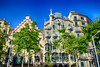 Casa Batlló in Barcelona, Spain (` Toshio ') Tags: toshio barcelona spain europe european gaudi europeanunion architecture casabatlló tree city fuji xe2