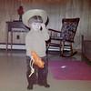 Stick Horse Toy 1973 (Ace31_2010) Tags: christmas 1973 kodak film 126 1970s guelph