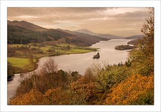 Loch Tummel (Scotland)