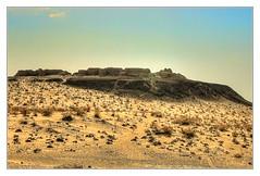 Urgench UZ - Ayaz Kala 06 (Daniel Mennerich) Tags: silk road uzbekistan choresm history architecture hdr clay fortresses kysylkum