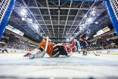 """Kansas City Mavericks vs. Colorado Eagles, December 16, 2017, Silverstein Eye Centers Arena, Independence, Missouri.  Photo: © John Howe / Howe Creative Photography, all rights reserved 2017. • <a style=""""font-size:0.8em;"""" href=""""http://www.flickr.com/photos/134016632@N02/27360164439/"""" target=""""_blank"""">View on Flickr</a>"""