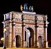 Arc de Triomphe du Carrousel (mistca) Tags: architecture mistca eugenezhukovsky 2017 nikon dslr d750 night longexposure paris france arcdetriomphe