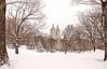 Happy Holidays Everyone (Bob C Images) Tags: centralpark newyorkcity snow trees christmas holidays