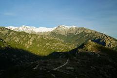 RU_201712_Vizzavona_001_x (boleroplus) Tags: horizontal leverdesoleil montagnes neige paysage ruine vivario corse france fr