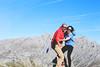 fuente dé (ti) (kLaraBj) Tags: pareja couple love amor girl man chica hombre dos retrato happiness felicidad fuentedé cantabria picosdeeuropa airelibre mountain montañas