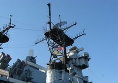 """USS New Jersey BB-62 191 • <a style=""""font-size:0.8em;"""" href=""""http://www.flickr.com/photos/81723459@N04/27589760149/"""" target=""""_blank"""">View on Flickr</a>"""