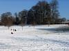 Gadebridge Park, Hemel Hempstead 2009 (Dave_Johnson) Tags: snow snowing hemelhempstead herts hertfordshire gadebridge park gadebridgepark sledge sledging