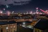 Bytom 2018 (PanMajster) Tags: bytom 2018 new year nowy rok fireworks sztuczne ognie colors night midnight północ pentax k3ii sigma 1835