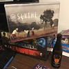 Big box games (RobotSkirts) Tags: scythe gloomhaven box boardgame game bottle