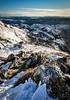 Up Mount Ulriken (lachlangowen) Tags: norge norway bergen ulriken nikon sigma manfrotto adobe mountain nature snow landscape