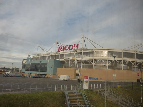 Coventry Arena Station - Ricoh Arena