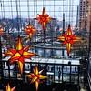 Columbus Circle, New York. iPhone6 (ravalli1) Tags: newyork manhattan columbuscircle iphone6 timewarnercenter architecture window centralpark snow winter