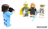 These are my favourite space characters (WhiteFang (Eurobricks)) Tags: lego ideas space designer scientist astronaut rocket science females ladies licensed satellite spaceship printed nasa