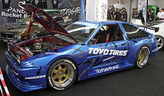 Corolla GT (Schwanzus_Longus) Tags: essen motorshow german germany jaoan jaoanese old classic vintage car vehicle coupe coupé toyota corolla gt tuner tuning tuned