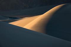 Under Tucki Mountain (Kirk Lougheed) Tags: california deathvalley deathvalleynationalpark mesquitedunes mesquiteflat tucki tuckimountain usa unitedstates chiaroscuro dune landscape nationalpark outdoor park sand sanddunes