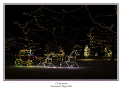 Christmas at Crossroads Village (TAC.Photography) Tags: decorations lights crossroadsvillage christmas events festivals tomclarkphotographycom tacphotography tomclark d7100