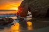 Last Rays of Sunset, EL Matador (Greg Clure Photography) Tags: photo california workshop beach southern sunset elmatador monica malibu image tour mountains national recreation santa area