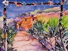 Our next Little Gallery's featured artist is Kathy Robbins! (DeGrazia Gallery in the Sun) Tags: localartists desert santacatalinas az arizona tucson architecture adobe littlegallery artgallery galleryinthesun nationalhistoricdistrict artist degrazia ted ettore teddegrazia