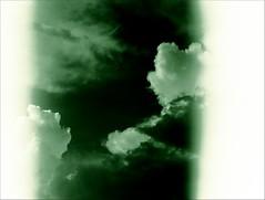 [ -   FLY THE PLASTIC SKIES   - ] (ǝlɐǝq ˙M ʍǝɥʇʇɐW) Tags: tronavihreävision film 35mm analog holga135 lofi holga flytheplasticsky holgavision up convection earth thelifeofclouds sky sunlight lordrayleigh lomography green vision thestrangeskiesoftexas theabyss mutualgaze fredthemadgerman thetexashillcountry purgatory grief bulletthegreensky black spectrum scattering atmospheric attenuation play catharsis look presence annwn liminality oddity moments joy themourningthatsuffocates ineedanremlyrichere sweetnessdoesntfollow haunted findtheriver music shewantedtowriteathankyounotetomichaelstipe onlyjustlightyearstogo watchtheroadandmemorizethislifethatpassbeforemyeyesnothingisgoingmyway ihavegottofindtheriverbergamotandvetiverrunthroughmyheadandfallaway strengthandcourageoverridestheprivilegedandwearyeyesofriverpoetsearchnaiveté pickuphereandchasetheridetheriveremptiestothetideallofthisiscomingyourway darktexassky dark thenightthenightisyoursalone dontthrowyourhand nowcloseyoureyesandstarttobreatheallowthenoisetorecedeallowyourselftodriftandflyaway thankyoumichaelstipe imissher