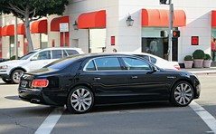 Bentley Flying Spur W12 (SPV Automotive) Tags: bentley flying spur w12 sedan exotic luxury car black