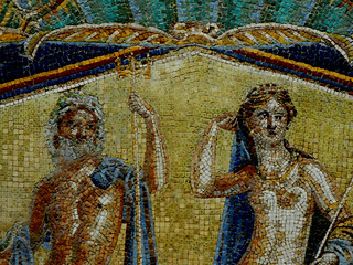 Glass Mosaic of