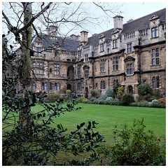 College in Cambridge (Pembroke college) (mibric) Tags: angleterre england college cambridge architecture