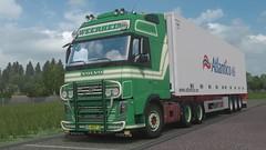 eurotrucks2 2017-12-28 15-42-26 (Christian ExE) Tags: volvo truck scandinavia ets2