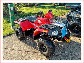 Coleman Trail Tamer 90 ATV - Tame Your Trails!