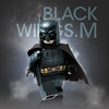 JUSTICE LEAGUE_BATMAN (zerobaek0100) Tags: dc lego custom minifigure movie justice league hero hobbybrick hobby brick brucewayne realcustom