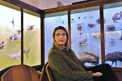 Cool Cousin 10/12/17 - 5 (lemonteajunkie) Tags: london uk gb capital city england coolcousin horniman museum taxidermy girl pensive