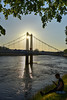 Sunset over the Greig Street Footbridge, Inverness (schwerdf) Tags: bridges britishisles hdr inverness scotland