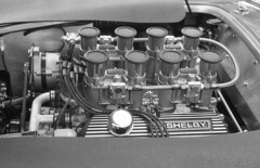 Shelby AC Cobra Engine (Michael VH) Tags: shelby ac cobra engine
