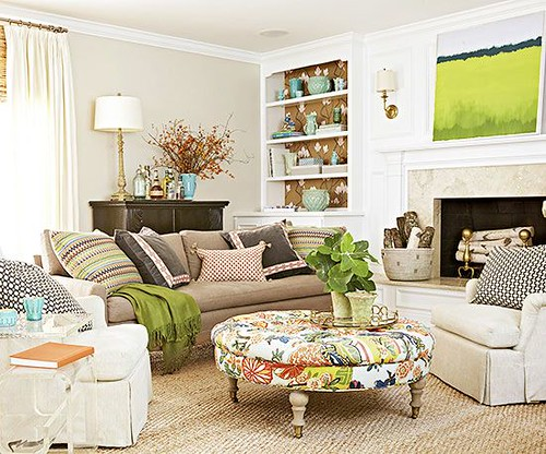 Living Room Decor : Even the most beautiful rooms can fall short if the furniture isn't arranged...