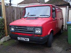 1988 Freight Rover Sherpa 250 (Neil's classics) Tags: vehicle van royalmail 1988 freight rover sherpa 250