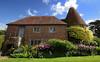 Limekiln Farm Open Garden - Chalvington (Mark Wordy) Tags: limekilnfarm chalvington hailsham eastsussex opengarden ngs nationalgardenscheme oasthouse walledgarden