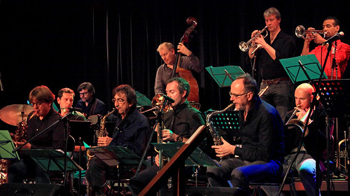 Jazz Station Big Band, Centre culturel d'Ans-Alleur, vendredi 03/11/2017.