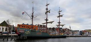 Spiegelretourschip Soeverein, Alkmaar