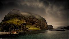 Leaving the Islands 1 (niggyl (catching up)) Tags: inspiredbyiceland island cloudsstormssunsetssunrises ísland cloudporn suðurland iceland icelandiclandscape southiceland fujifilm fujinon breathtakinglandscapes luminar2018 vestmannaeyjarislands heimaey eldfell volcanicislands seascape landscape fujifilmxt2 fujixt2 xt2 fujinonxf2314r fujixf2314r xf2314 therebeastormabrewin