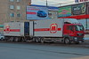 MAN TGS28.360  O 828 PO 750 (RUS) (zauralec) Tags: kurgan street k myagotina retail chain magnit город грузовик автомобиль курган улица man tgs28360 о 828 ро 750 магнит