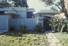 1936 Streamline William Kesling  house for Wallace Beery house (Meredith Jacobson Marciano) Tags: streamline moderne artdeco kesling fairfax 1936 hollywood architecture