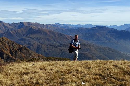 Abstieg ins Val Veddasca