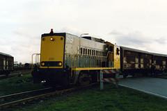 2202 (lex_081) Tags: 15g05 2202 amsterdam westhaven hks metals koek radarweg 2200 hbis gesloten wagon ns 19890228