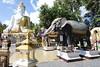 Chiang Mai (andy asia) Tags: chiangmai thailand temple wat elephant phrathat doi kham watphrathatdoikham