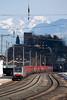 2 x Railpool 186 (186 285 + 186 284) + Winner Spedition freight train / Güterzug  - Brixlegg
