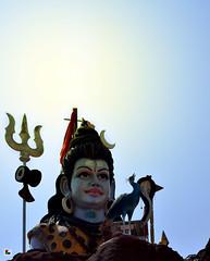 Shiva (Aniruddha1978) Tags: shiva god indiangod sky