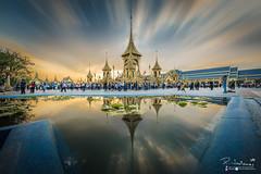 พระเมรุมาศในหลวงรัชกาลที่๙ (Boszanova_EK) Tags: nikon iamnikon nikonphotographer travel thailand bangkok