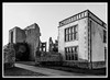 Hardwick Old Hall Ilford XP2 (veggiesosage) Tags: blackandwhite hardwickhall derbyshire dxofilmpack fujifilm fujifilmx20 x20