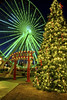 _LCH4989 branson ferris wheel (snolic...linda) Tags: branson ferriswheel christmas christmastree