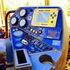 Vermeer control panel (byzantiumbooks) Tags: controls gauges controlpanel vermeer