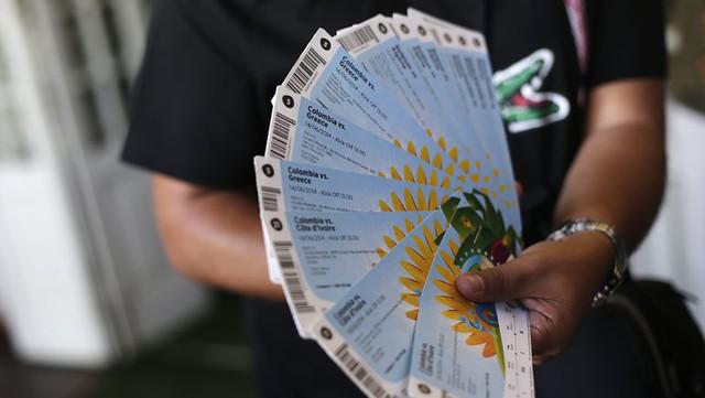 Государственная дума вводит наказание заспекуляцию билетами наЧемпионат мира пофутболу